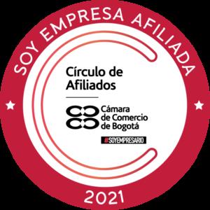 Logo afialiado camara de comercio GCS Consultores Empresariales